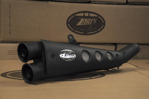 ZARD Special Edition Low Mount Slip-On for Ducati Scrambler