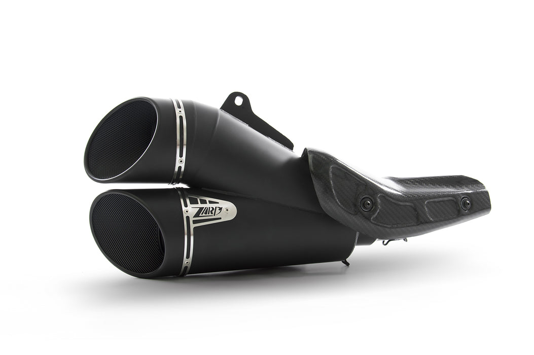 Zard Evo-R Slip On Exhaust for Ducati Scrambler