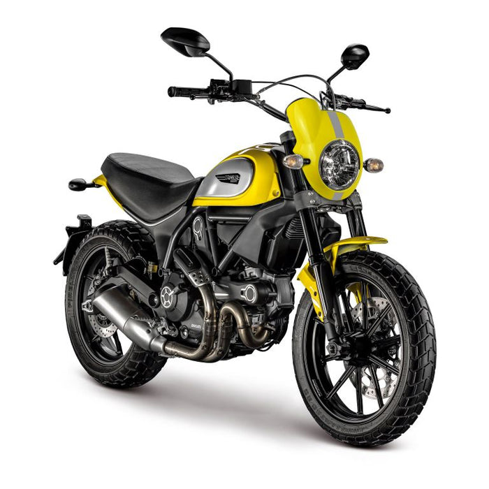 Pyramid Plastics Headlight Fairing for Ducati Scrambler