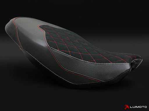 Luimoto Sport Diamond Seat Cover for Ducati Scrambler
