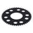 Corsa Moto 46t Retro Rear Sprocket with Holes for Ducati Scrambler
