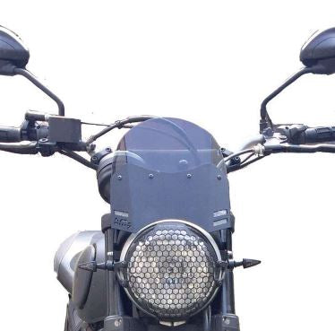BMG Concept Aluminum Windshield for Ducati Scrambler