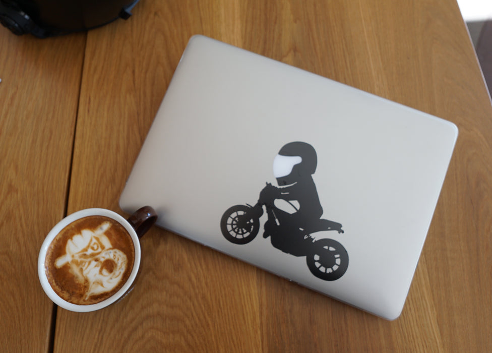 Astroscrambler Decal for Ducati Scrambler