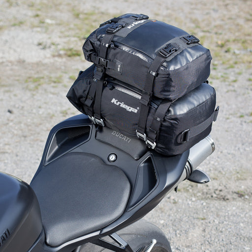 Kriega 30L Bag Combo for Ducati Scrambler
