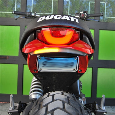 New Rage Cycles Tail Tidy Signal Kit for Ducati Scrambler