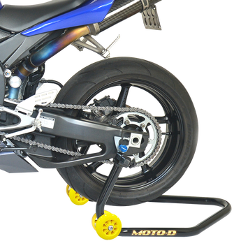 Moto-D Pro Series Rear Swingarm Stand for Ducati Scrambler