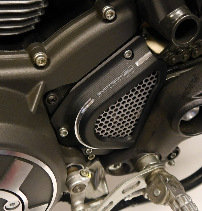 Evotech Performance Sprocket Cover for Ducati Scrambler