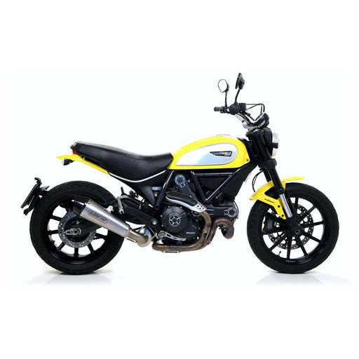 Arrow X-Kone Slip-On Exhaust for Ducati Scrambler