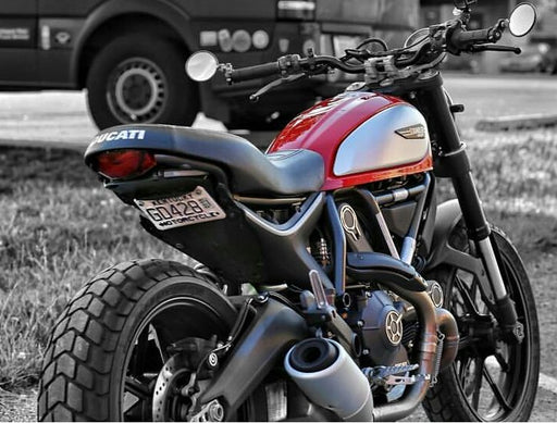 New Rage Cycles Fender Eliminator Kit for Ducati Scrambler