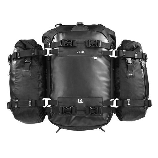 Kriega 50L Bag Combo for Ducati Scrambler