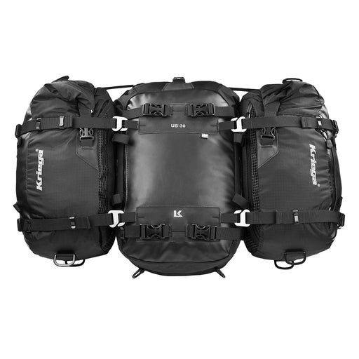 Kriega 70L Bag Combo for Ducati Scrambler