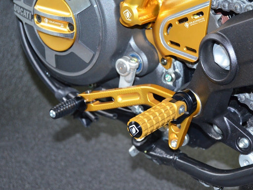 Ducabike Rear Set - Shift Foot Lever for Ducati Scrambler
