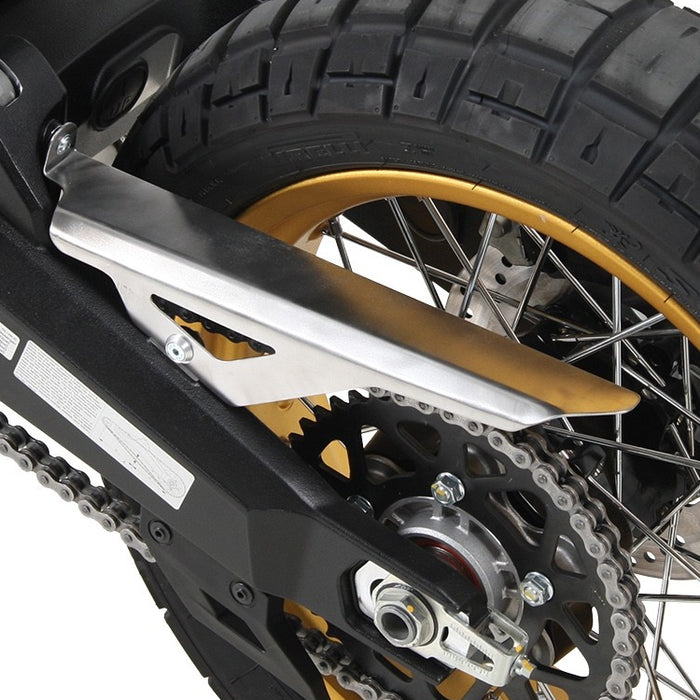 Hepco & Becker Chain Protection | Chain Guard for Ducati Scrambler Desert Sled for Ducati Scrambler