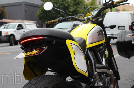 Motobox Slimline LED Tail Light kit for Ducati Scrambler