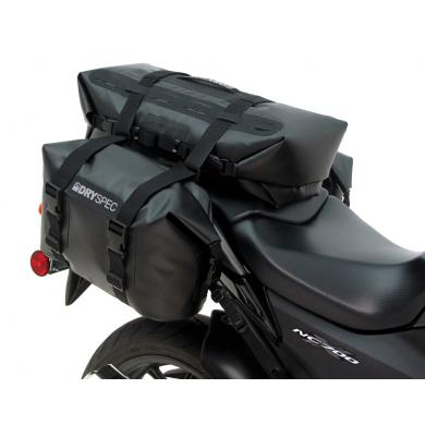 DrySpec D68 Waterproof Motorcycle DryBag Modular Packing System for Ducati Scrambler