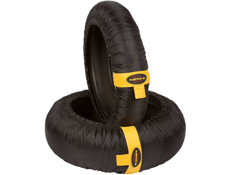 Moto-D Pro Series Tire Warmers (Dual Temp) for Ducati Scrambler