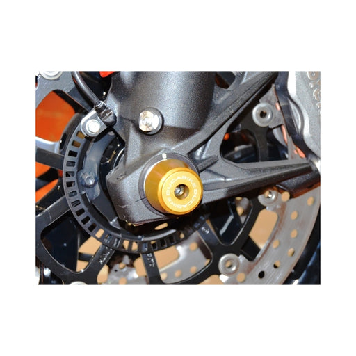 Ducabike Front Fork Axle Sliders for Ducati Scrambler