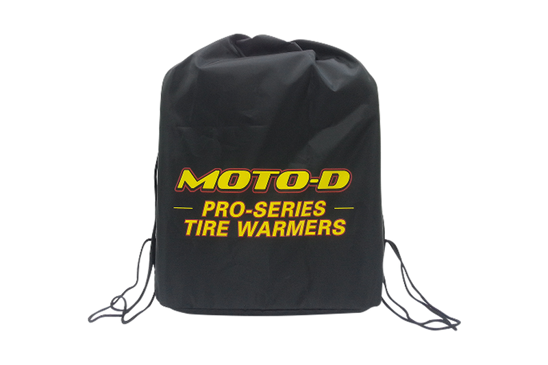 Moto-D Pro Series Tire Warmers (Single Temp) for Ducati Scrambler