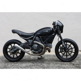 Nitroheads Smooth Flat Seat for Ducati Scrambler
