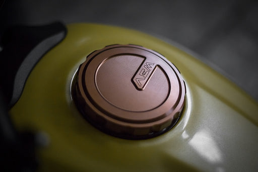 "AEM Factory ""6 Days"" Gas cap for Ducati Scrambler"