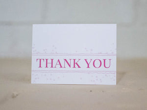 Bubbly Thank You Cards