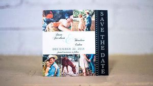 State Pride Save the Date Cards
