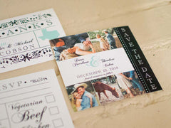 State Pride Save the Date Cards - Lindsay Ann Artistry
