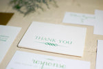 Daisy Thank You Cards