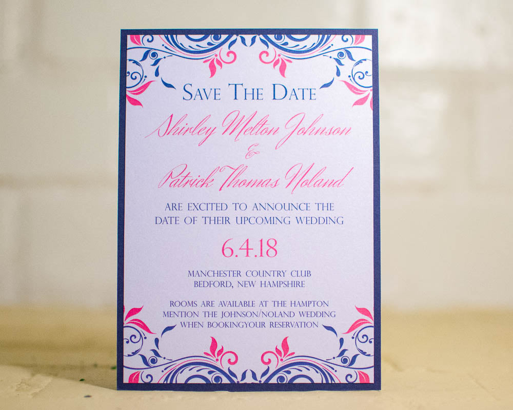 Emma Save the Date Cards