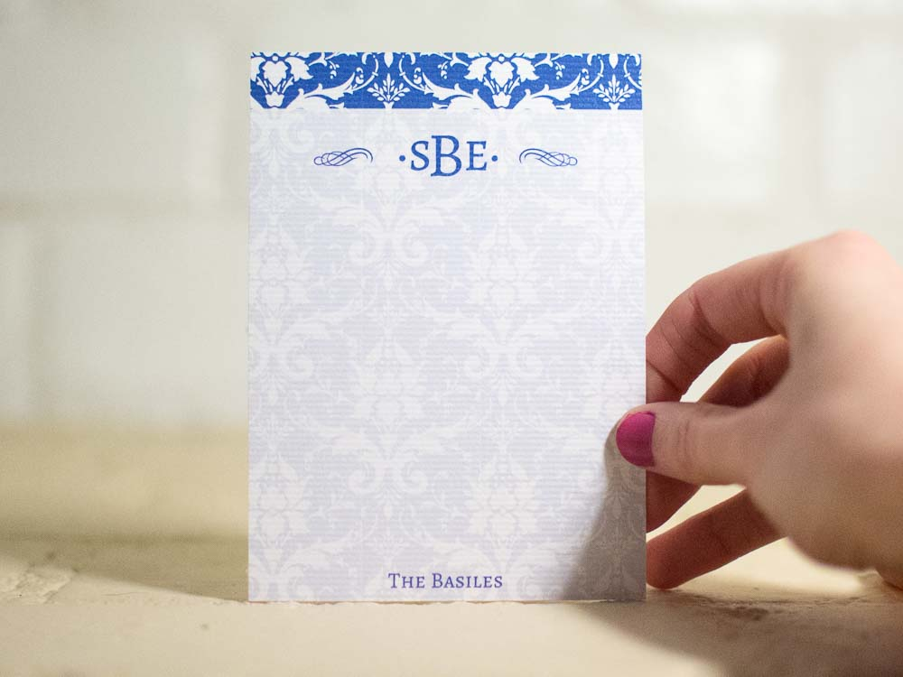 Stephanie Notecards/Thank You Cards - Lindsay Ann Artistry
