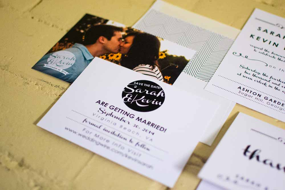 Kyleigh Save the Date Cards