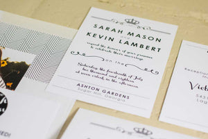 Kyleigh Wedding Invitation Suite
