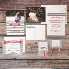 Summer Save the Date Photo Cards - Lindsay Ann Artistry