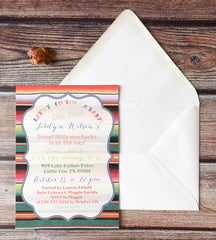 Let's Taco 'Bout a Baby - Baby Shower Invitations - Lindsay Ann Artistry