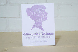 Mikaela Save the Date Cards