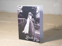 Pumpkin Carnival Photo Thank You Card - Lindsay Ann Artistry