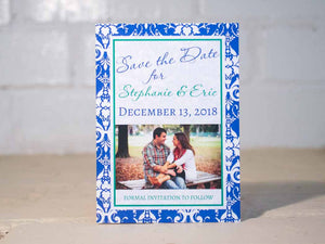 Stephanie Save the Date Cards