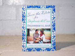 Stephanie Save the Date Cards - Lindsay Ann Artistry