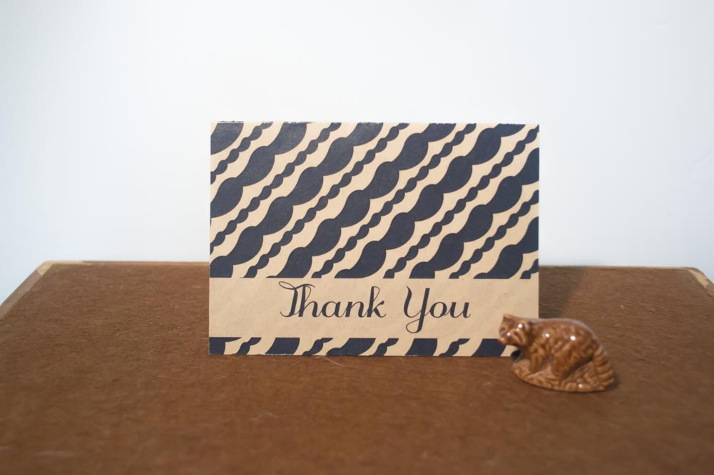 Anchors Aweigh Thank You Cards