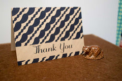 Anchors Aweigh Thank You Cards - Lindsay Ann Artistry