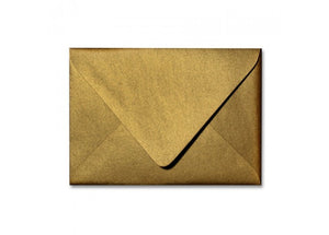 "A7 (5.25"" x 7.25"") Euro Flapped Envelopes - A la carte"
