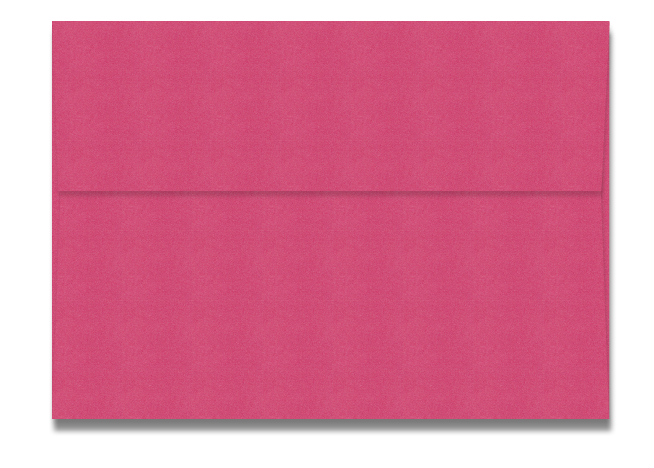 "A6 (4.75"" x 6.5"") Square Flapped Pink/Red Envelopes - A la carte"