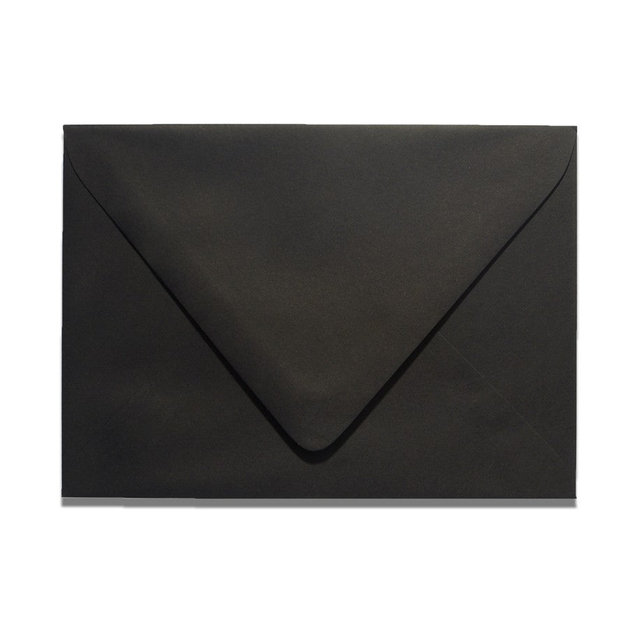 A1 Euro Flapped Envelopes - Silvers, Blacks & Grays