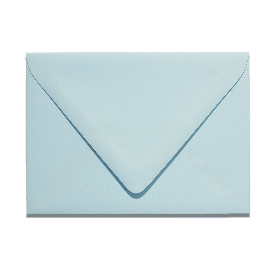 A1 Euro Flapped Envelopes - Blues | Blue A1 Envelopes - Lindsay Ann Artistry