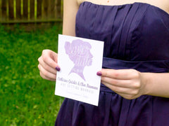 Mikaela Save the Date Cards - Lindsay Ann Artistry