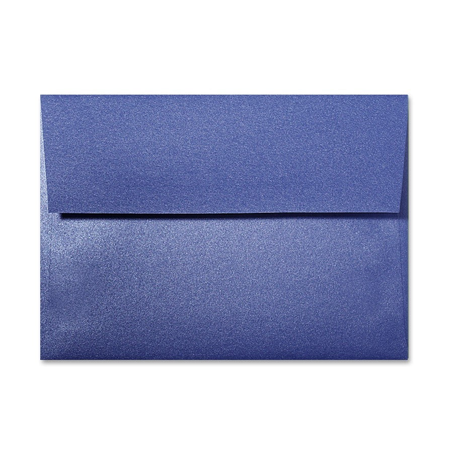 "A6 (4.75"" x 6.5"") Square Flapped Blue Envelopes - A la carte"