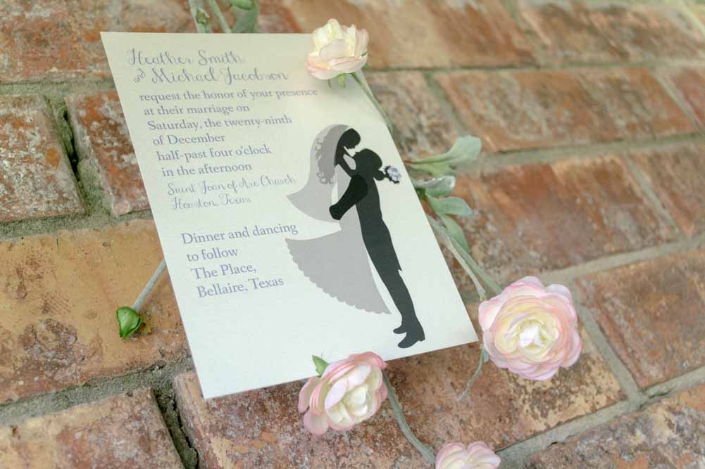 Sarah Wedding Invitation Suite