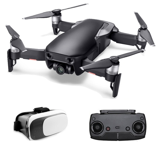 DJI Mavic Air Drone Virtual Reality Experience Combo (Onyx Black) - Drones Collection