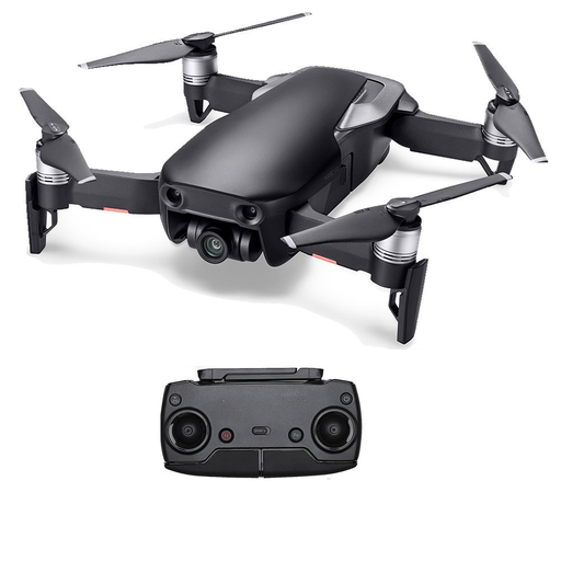 DJI Mavic Air Drone (Onyx Black) Starters Bundle - Drones Collection
