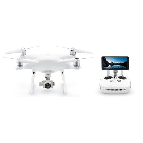 DJI Phantom 4 PRO (Built in Screen) Quadcopter Drone - Drones Collection